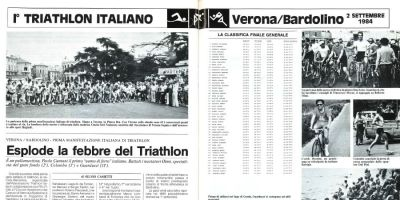1st European Triathlon